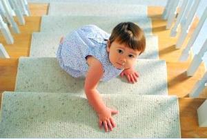 Если в доме маленькие дети - особое внимание уделите безопасности - otdelat.ru