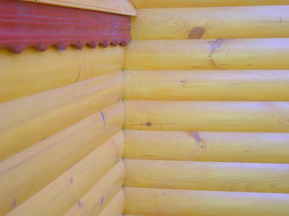 Блок хаусом можно смело обшивать кирпичную кладку - otdelat.ru