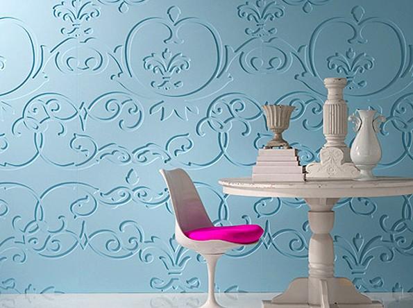 Не только красота, но и практичность - всё это: декоративный гипсокартон - otdelat.ru