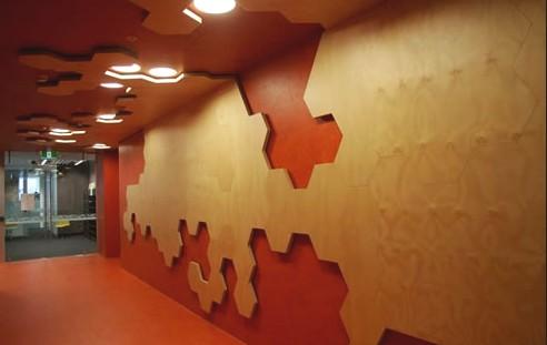 Разные помещения оформляют декоративными гипсовыми панелями - otdelat.ru