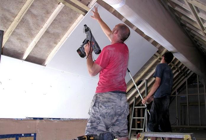 Если у вас есть минимальный строительный опыт - вы легко справитесь с поставленной задачей - otdelat.ru