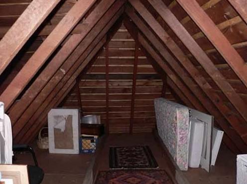 Поверхность под крышей всегда можно превратить в комфортную мансарду - otdelat.ru