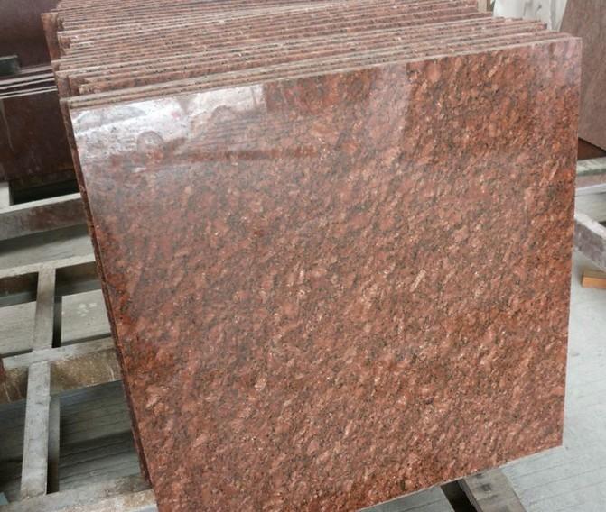 Полированные гранитные плиты обязательно украсят цоколь вашего здания - otdelat.ru