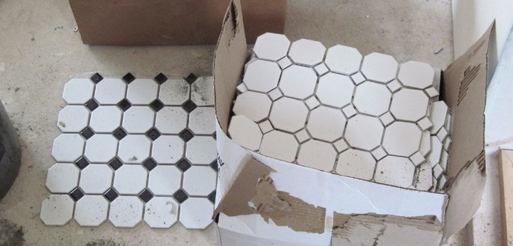 Плитка пластиковая для стен