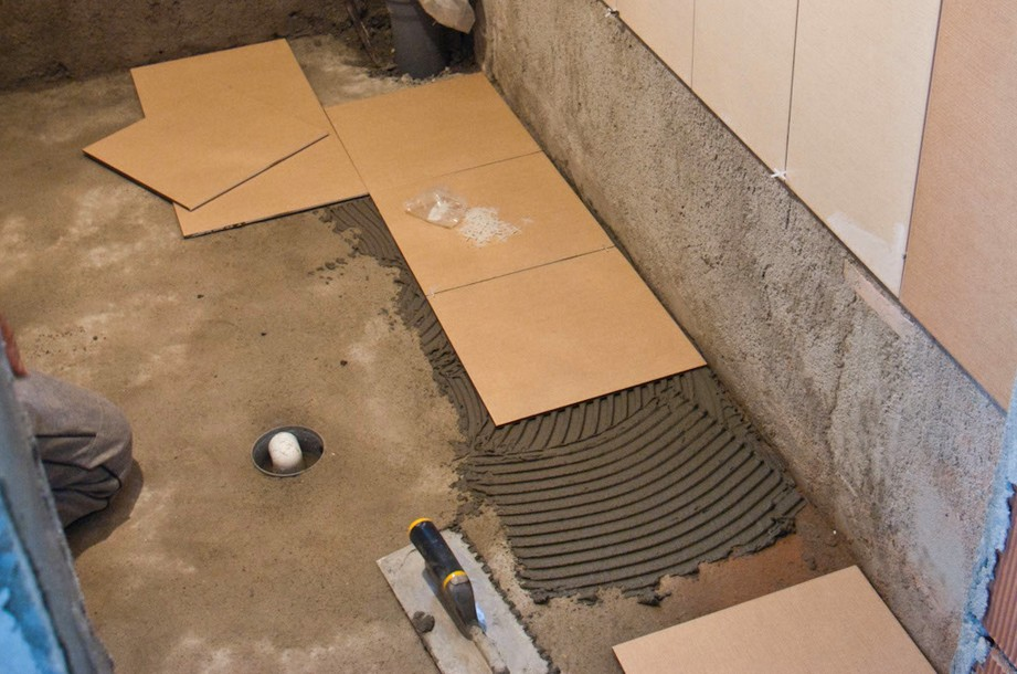 Главное - подобрать плитку для конкретного помещения - otdelat.ru
