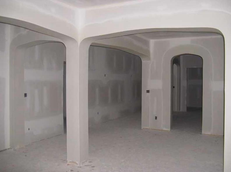 Отделать арку в квартире - как это можно сделать? - otdelat.ru