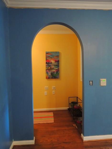 Облицовка арки в квартире может быть выполнена различными материалами - вариантов предостаточно - otdelat.ru