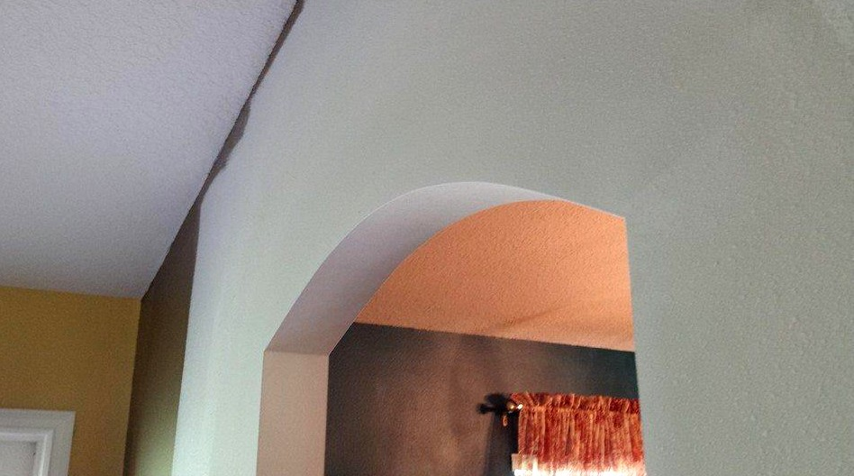 Качественно выполненная арка - всегда эффектное украшение помещения - otdelat.ru