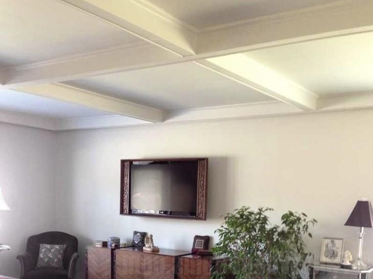 Красивый, аккуратный и при этом необычный потолок - мечта для многих домовладельцев - otdelat.ru
