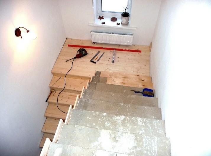Убедитесь, что под рукой есть все необходимые инструменты для облицовки бетонной лестницы - otdelat.ru