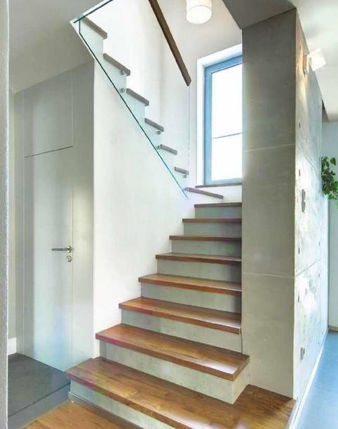 Отделка ступеней лестницы - здесь требуется качество - otdelat.ru
