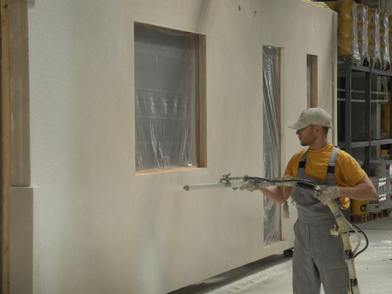 Спецтехника такого формата ощутимо облегчает жизнь при отделочных работах - otdelat.ru
