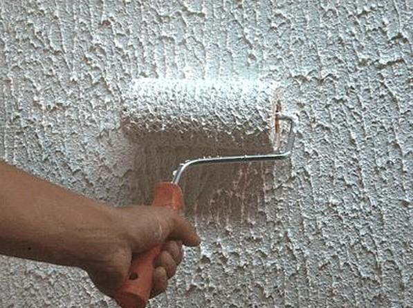 На поверхности штукатурки под шубу может скапливаться большое количество пыли - otdelat.ru