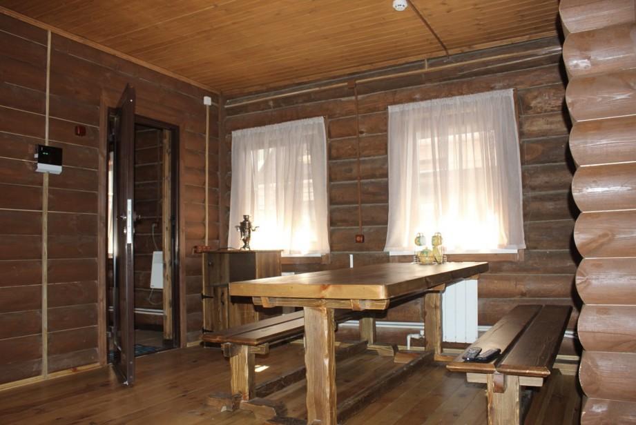 фото комната отдыха баня