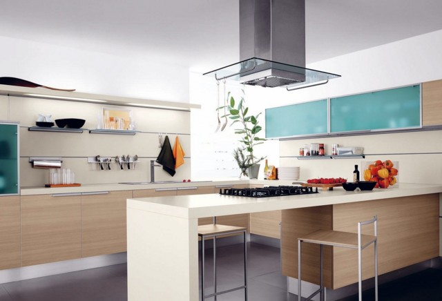 Кухня в стиле минимализм - у вас дома может быть точно такая же - otdelat.ru