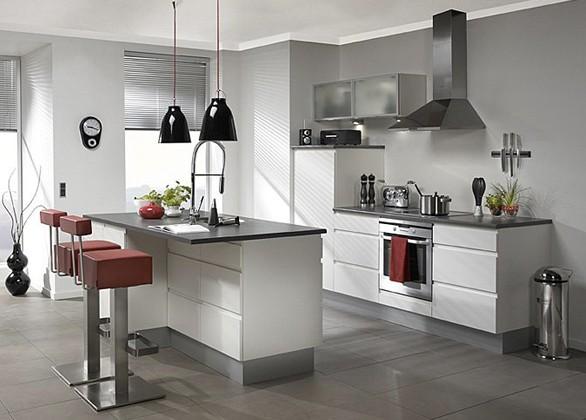 Грамотно оформленное кухонное пространство в частном доме - otdelat.ru