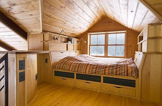 Создать на чердаке жилую комнату - это более чем реально - otdelat.ru