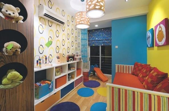 Наклейки на стены в детской - лучший способ получить красивый декор - otdelat.ru