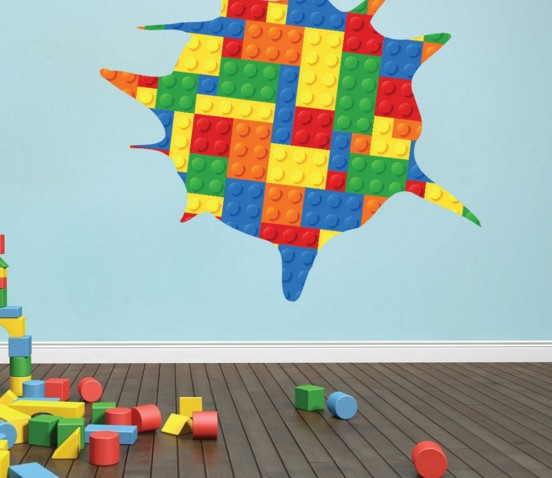 Пэчворк для детской комнаты своими руками 6