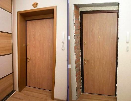 К отделке дверных откосов требуется свой, особый подход - otdelat.ru