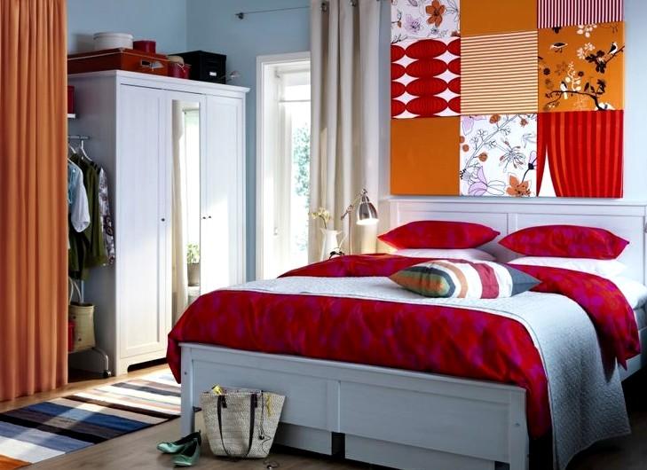 Текстиль в отделке спальни: фото доказывает, что подобное оформление всегда будет актуальным - otdelat.ru