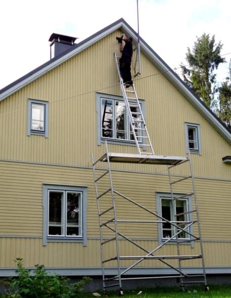В итоге дом будет не только красивее, но и теплее, ремонт будет требоваться гораздо реже - otdelat.ru