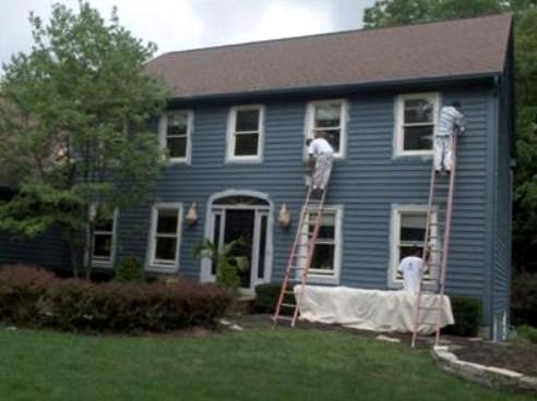 Дом должен соответствовать соседним строениям по цвету - это признак хорошего вкуса - otdelat.ru