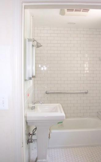 Классическая отделка ванной плиткой - этот материал на стенах и на полу - otdelat.ru