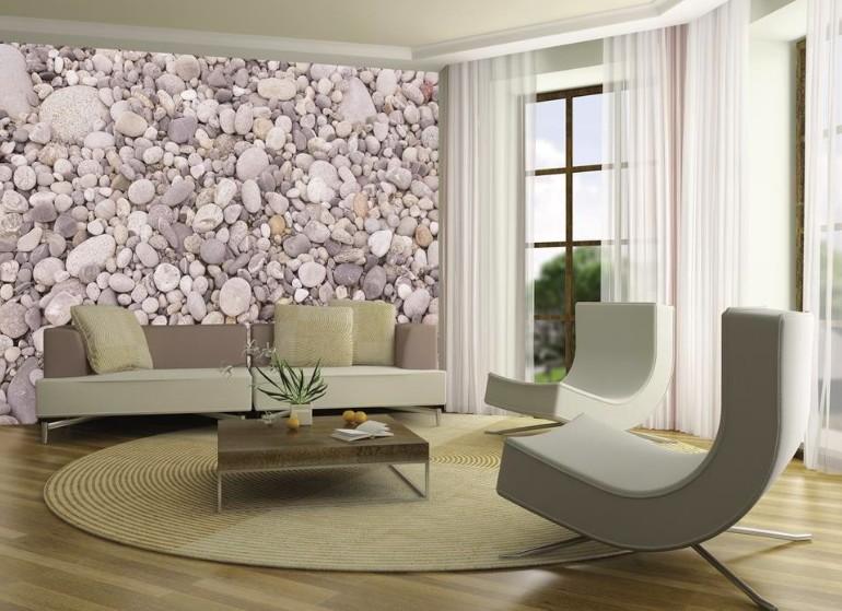 Текстура полотен может быть разной - это стоит учесть при покупке отделочного материала - otdelat.ru