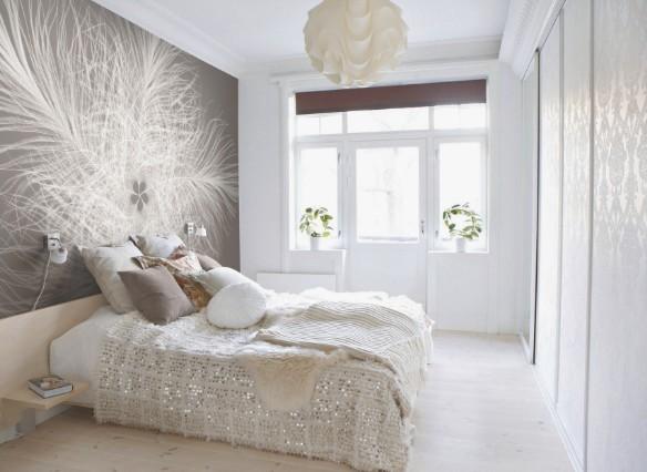 Даже так могут выглядеть современные фотообои - именно то, от чего выиграет любая спальня - otdelat.ru