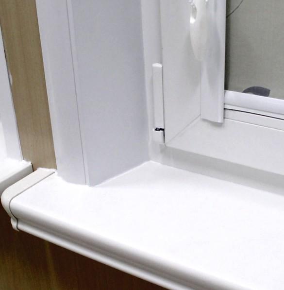Пластиковые панели для отделки окон - очень популярный вариант для квартир и домов - otdelat.ru