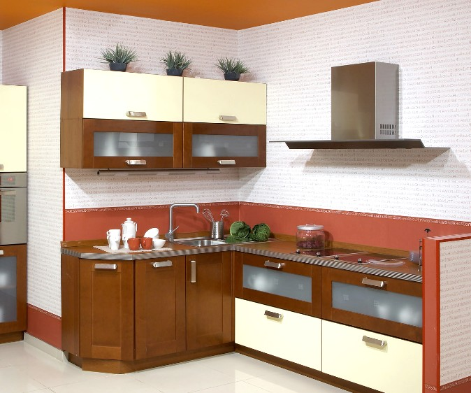 Светлый отделочный материал - прекрасное решение для тесной кухни - otdelat.ru
