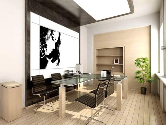 Хай тек - не только обои, но и детали: мебель, разные аксессуары - otdelat.ru