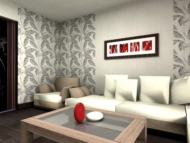 Одноцветные обои - рабочий вариант для любой квартиры - otdelat.ru