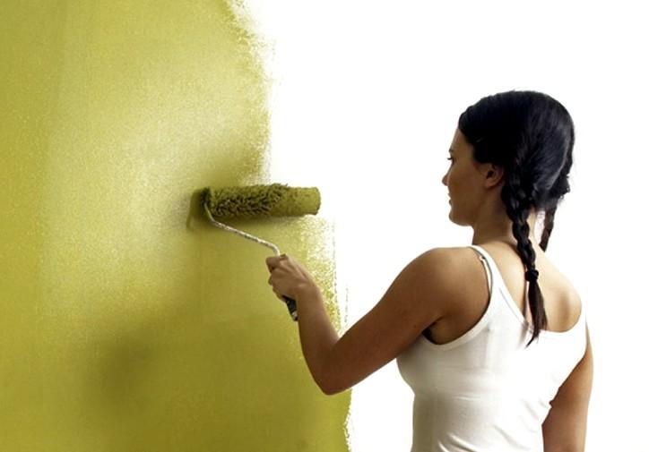 Главное правило: краска разбавляется лишь чистой и обязательно холодной водой - otdelat.ru