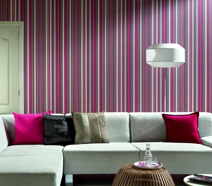 Обои на стену в комнату - данная отделка уместна практически в любом пространстве - otdelat.ru