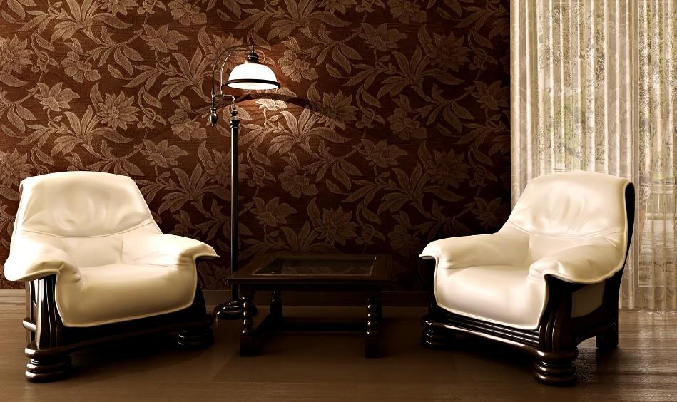 Обои для стен в интерьере - вариант, от которого не стоит отказываться - otdelat.ru