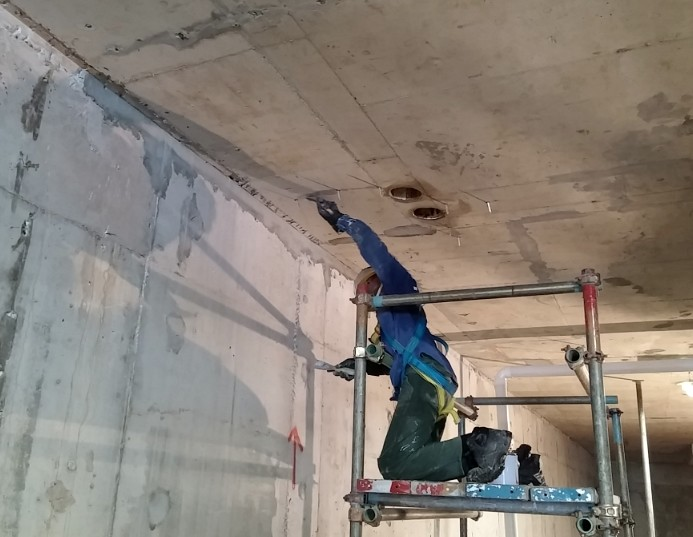 Сколько сохнет шпаклёвка - вопрос, который неизбежно возникает при выполнении ремонтных работ - otdelat.ru