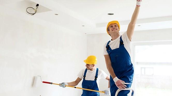 Выравнивание стен шпаклёвкой - работа не трудная, главное чтобы под рукой были необходимые материалы и инструменты - otdelat.ru