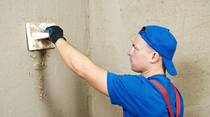 Сначала поверхность стены нужно подготовить к предстоящим работам - otdelat.ru