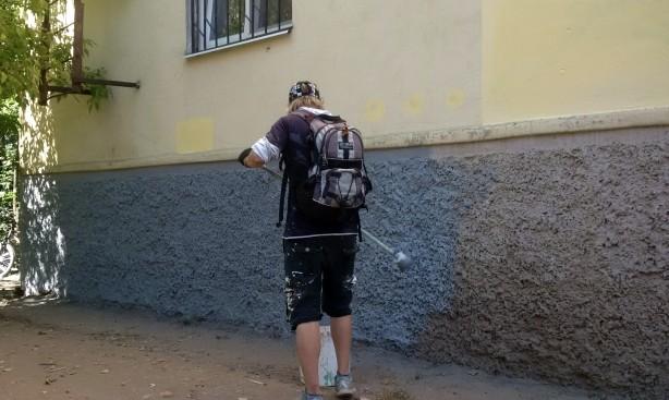 Не обязательно действовать в ручную - в работе помогут технические средства - otdelat.ru
