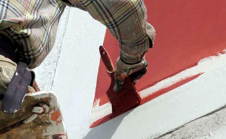 Покрасить цоколь своими руками не трудно - вне зависимости от выбранной краски для этой работы - otdelat.ru