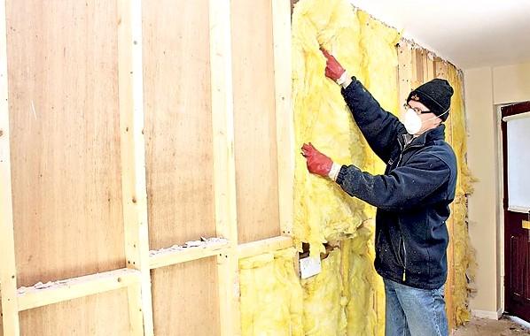 Как утеплить стену в квартире изнутри - многие хозяева заинтересованы в решении этой проблемы - otdelat.ru