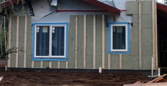 Какой утеплитель для стен дома снаружи использовать - не всегда простой выбор - otdelat.ru