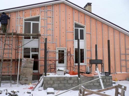 Под утеплитель нужно правильно подготовить стену - otdelat.ru