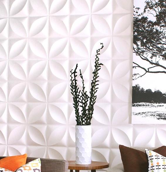 Декоративные панели из гипса изготавливались ещё до нашей эры - otdelat.ru