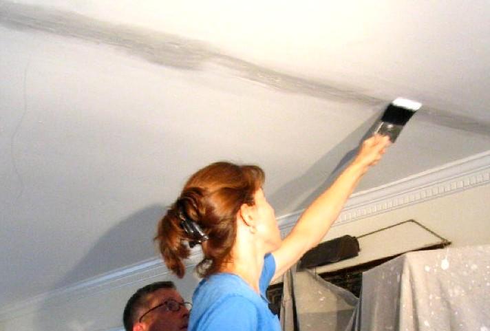 После отделки потолок будет выглядеть великолепно: преобразится всё помещение - otdelat.ru