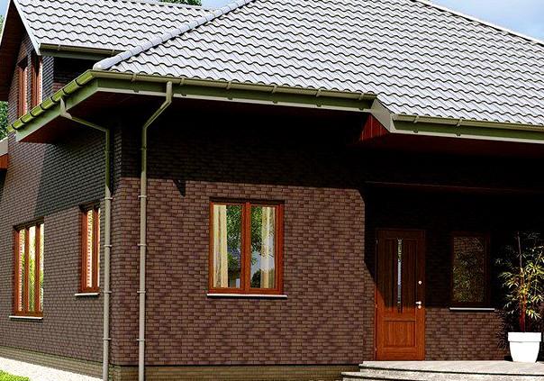 Отделка дома клинкерными панелями - выбор, который сегодня делают многие хозяева - otdelat.ru