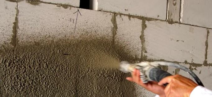 Качественная штукатурка стен из газобетона - залог долговечности строительного материала - otdelat.ru