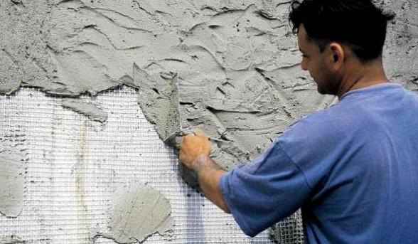 Сооружения из ячеистых блоков принято штукатурить как снаружи, так и изнутри - otdelat.ru